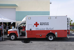 Disaster Relief Mini Truck