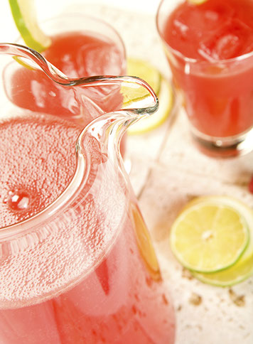 Watermelon Lime Juice